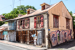 Airbnb ? - Basse-Terre - [Guadeloupe] (old.jhack) Tags: france caribbean guadeloupe antilles carabes basseterre casecrole
