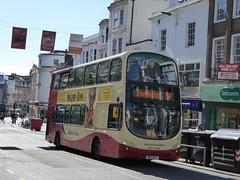 Brighton & Hove 455 BK13 NZX Pauline Benjamin on 5A (sambuses) Tags: 455 brightonhove goaheadgroup bk13nzx paulinebenjamin
