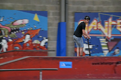 Trottirama Nantes - 25.06.2016 (jeannebrd) Tags: freestyle skatepark nantes trotinette