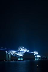 DSC04497 (Zengame) Tags: bridge japan architecture night zeiss tokyo sony illumination landmark illuminated cc jp creativecommons    distagon     wakasu   a6300  tokyogatebridge   distagontfe35mmf14za fe35mmf14 6300 distagonfe35mmf14