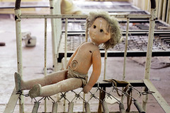 Abandoned at Chernobyl (Sean Hartwell Photography) Tags: school abandoned children toy doll decay radiation nuclear ukraine disaster radioactive kindergarten 1986 sovietunion ussr cccp chernobyl tamron28300mm dangerzone pripyat canon6d kopachi