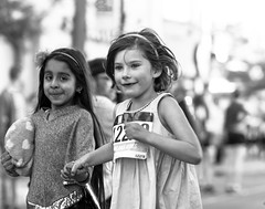 Bffs (O Harris) Tags: street girls friends ontario canada kids canon spring teddy ottawa run holdinghands canadians westboro bff younggirls 2016