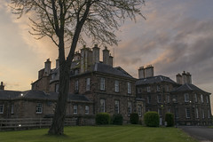 Dalkeith Palace Sunset Midlothian (Colin Myers Photography) Tags: park sunset colin photography evening scotland countryside warm estate country scottish palace mid tranquil buccleuch dalkeith lothian myers midlothian dalkeithpalace dalkeithcountrypark colinmyersphotography wwwcolinmyerscom