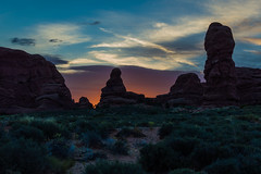 Arches-16 (imcmorran95) Tags: rock landscape utah rocks arches landmark redrocks moab geography archesnationalpark
