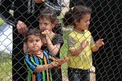 Displaced children in Sulaymaniyah, Iraq (Ummah Welfare Trust) Tags: poverty children war islam iraq relief hunger muslims humanitarian kurdistan  welfare humanitarianism ummah