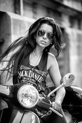Sabrina (Funimax) Tags: woman paris france color outdoors person model europe femme notredame shooting iledefrance personne couleur modle exterieur 4eme 4emearrondissement funimax funimaxphotographie