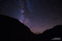 A night in Markha valley, Ladakh (Bharat Baswani) Tags: night trek stars astro galaxy valley ladakh milkyway markha
