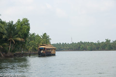 Houseboat (S Sanjay Iyer) Tags: landscape flickr cannanore