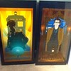 "Finally, my Doctors are framed and ready to hang! #doctorwho #bbc #smithandtennant #10and11 #dfatowel #geek #allonsy #geronimo #bowtiesarecool • <a style=""font-size:0.8em;"" href=""https://www.flickr.com/photos/130490382@N06/16348785484/"" target=""_blank"">View on Flickr</a>"