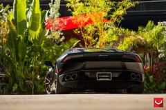Lamborghini Huracan и McLaren 650S на дисках Vossen