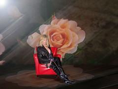 Allen Pierson Project (Christina Saint Marché) Tags: ballet balletboots balletheels christinasaintmarche saintmarche johnniebahamalimited johnniebahama saintmarché christinasaintmarchelondon christinasaintmarchefurriers christinasaintmarcheparis saintmarchejewelry saintmarcheblueheart saintmarchechristinastmarche allenpierson
