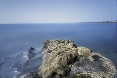 View to the Lighthouse (Jigsaw-Photography-UK) Tags: sea lighthouse seascape rock photography big long exposure le lee jigsaw filters stopper