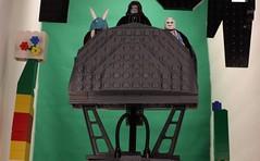 Behind the Scenes of LEGO Star Wars Animation (Senate Chamber) (Bricks Brought to Life) Tags: starwars palpatine lego darth chamber animation behindthescenes senate stopmotion shortfilm 1313 sideous masamedda christophergearhart