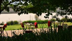 View of the Deck and Dam (RobW_) Tags: africa wednesday march estate wine dam south jordan deck bakery western cape stellenbosch kloof 2015 mar2015 11mar2015