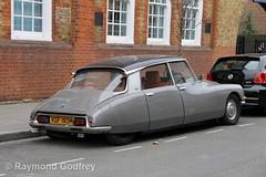 Citroën DS23 (XGF 193M) (Ray's Photo Collection) Tags: southwark londonboroughofsouthwark london se1 england uk 2015 citroën citroen ds ds23 23 car xgf193m