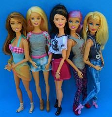 Barbie Fashionistas 2015 Commercial Barbie Fashion Complete Look