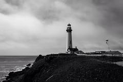 B&W Lighthouse