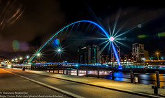 IMG_0889 (shantanu.16) Tags: uk longexposure travel bridge england color detail architecture canon river newcastle photography eos lights evening europe exposure cityscape unitedkingdom expression bridges eu sigma tyne explore nightshots 70d inexplore