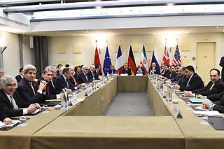Iran Talks in Lausanne, Switzerland