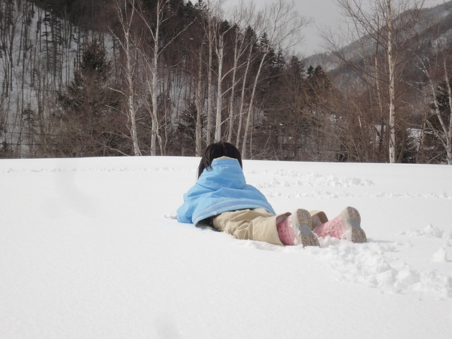 LCCで行く!札幌近郊雪遊び&全国1位の日帰り温泉の写真