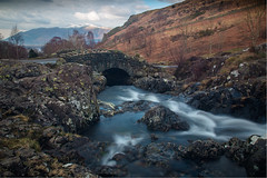 Ashness Bridge (juliereynoldsphotography) Tags: longexposure bridge lake landscape district skiddaw ashness barrowdale juliereynolds juliereynoldsphotographycouk