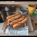 Let's eat some baguettes!
