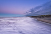 West Coast Wash (Nick Twyford) Tags: longexposure newzealand seascape clouds sunrise blacksand wideangle driftwood nz westcoast sanddunes taranaki patea leefilters nikond800 manabay lee09nd lee06gndhard nikkor160350mmf40 solmetageotaggerpro2
