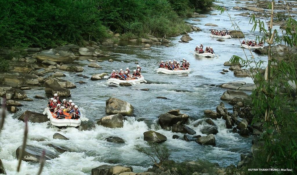 Đến Madagui để được trải nghiệm cảm giác hoàn toàn thuộc về thiên nhiên