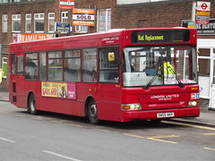 Rail replacement: Transdev London United Dennis Dart/Plaxton Pointer SN55HKP (DPS711) Hayes & Harlington Rail Station 04/04/15 (TheStanstedTrainspotter) Tags: bus london public buses reading transport replacement engineering rail works dennis publictransport slough dart firstgreatwestern marlow maidenhead railreplacement windor londonunited plaxton dennisdart transdev hayesharlington plaxtonpointer greatwesternmainline sn55hkp railrep dps711