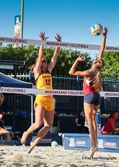 Arizona Sand Volleyball vs. ASU (Freddys Fhotos) Tags: arizona sun jump university devils strike spike asu volleyball uofa wildcats pac12