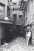 Back Alley (pinhead1769) Tags: newyork blancoynegro set blackwhite orlando backalley florida universalstudios callejón bwdreams