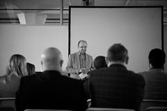foto_Jeroen_Mooijman_DSC_0808 (Jeroen Mooijman) Tags: people blackandwhite bw blancoynegro public audience politics presentation speech