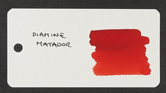 Diamine Matador - Word Card