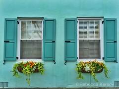 Rainbow Row - Charleston, SC (rebecca_leigh97) Tags: charleston