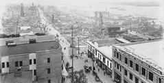 Bird's-eye view of the destruction left in the wake of the Great Fire, Jacksonville, Florida, 1901 [800  405] #HistoryPorn #history #retro http://ift.tt/24md3zi (Histolines) Tags: history fire wake view florida destruction great retro 405 timeline jacksonville left 800 birdseye 1901  vinatage historyporn histolines httpifttt24md3zi