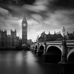 The Big Ben (Minas Stratigos) Tags: bridge bw london art dark big long exposure minas ben sony fine landmark vision nd prints filters