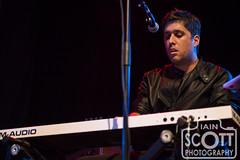 Dan Patlansky @ O2 ABC, Glasgow (14/05/2016) (IainScottPhotography) Tags: musician music rock scotland concert glasgow performingarts blues editorial kingking 2016 iainscott danpatlansky o2abc