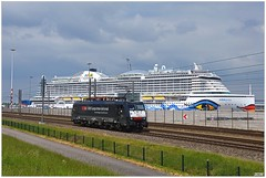 19/05/2016 | Pernis (SB-2013) Tags: port rotterdam siemens sbb cargo international prima aida 189 982 mrce dispolok havenspoorlijn
