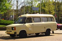 1980 Ford Transit 2.0 100 (rvandermaar) Tags: ford transit 100 20 1980 fordtransit sidecode7 84nfn3