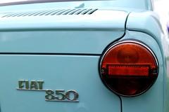 Fiat 850 (seb !!!) Tags: auto old blue italy france classic cars azul canon la photo coach italian automobile italia foto image fiat blu picture voiture bleu jolie seb blau bild bourse oldtimers italie imagen coup imagem automovil 850 ancienne automovel populaire classique anciennes wagen 2016 automobil mantes italienne klassic 1100d dchange