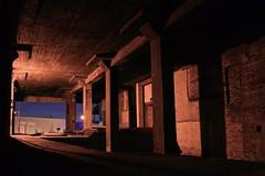 Territory Dispute (_rebelrouser_) Tags: city longexposure nightphotography shadow wisconsin canon moody nightlights nightshot milwaukee tamron