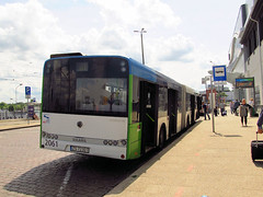 Solaris Urbino 18 III, #2061, SPAD (transport131) Tags: bus autobus zditm szczecin solaris urbino spad
