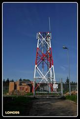 Sendemast Erbeskopf (Deutschland) (LOMO56) Tags: towers tours trme torri torres erbeskopf funktrme towerstorritorrestourstrme funkanlagen radartrme radarturmerbeskopf sendemasterbeskopf