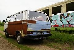 mon popo (gege2cv) Tags: vw rusty t3 transporter popo t25 oldscool