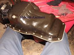 Mastermanship 4 by Shervin Asemani (114) (SheRviNRRR) Tags: cork oil pan gasket making shervin asemani