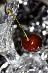 Rosso Ciliegia (Silvans Cat) Tags: red cherry cherries nikon rosso ciliegia ciliege d7200