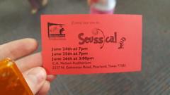 Seussical the Musical (Friendswood Library) Tags: drseuss summerprogram seussicalthemusical summerreadingclub summer2016 june2016