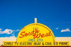 South West Motel (Thomas Hawk) Tags: grants newmexico route66 rte66 southwestmotel usa unitedstates unitedstatesofamerica motel neon