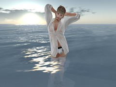 Feeling Myself (EnviouSLAY) Tags: life gay sun white black cute sexy male gabriel beach wet water up fashion clouds project naked photography sand underwear legs mesh fashionphotography fair scene mandala blogger pale event briefs secondlife single blonde button shops second seethrough brunette monthly bulge tmp taketomi beachscene glistening the buttonup swagga theshops secondlifefashion secondlifephotography catwa monthlyevent kustom9 themeshproject monthlyfair monthlyfashion