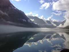 Fjord Norway (mockdao) Tags: fjord norway europe norvegia cruise traveler travel memories flickr wow natura natur nature beautiful family clouds sky happy panoramic iphone landscape photo photoofday fotografia pic foto picday photoday cloud montagna panorama scandinavia pics fotografo water blue portrait iphonepic